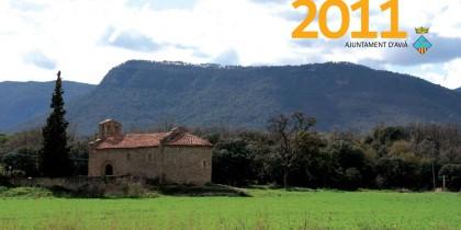Calendari Avià 2011