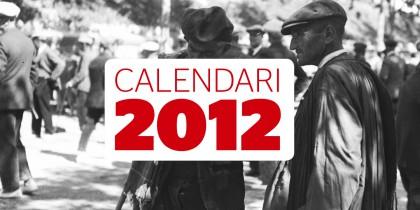 Calendari Berga 2012