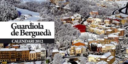 Calendari Guardiola de Berguedà 2012