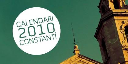 Calendari Constantí 2010