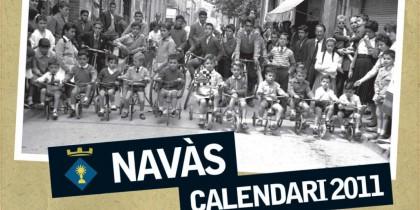 Calendari Navàs 2011