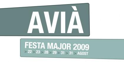 Festa Major d'Avià 2009