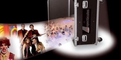 Imatge corporativa de Live Espectáculos