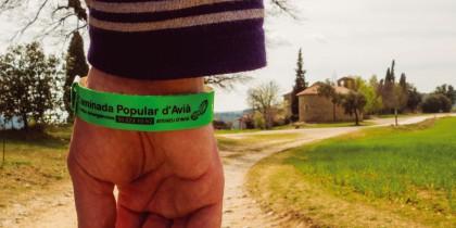 Caminada Popular d'Avià 2014