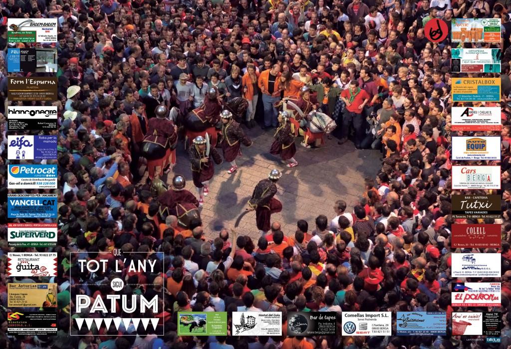 Poster Patum 2014
