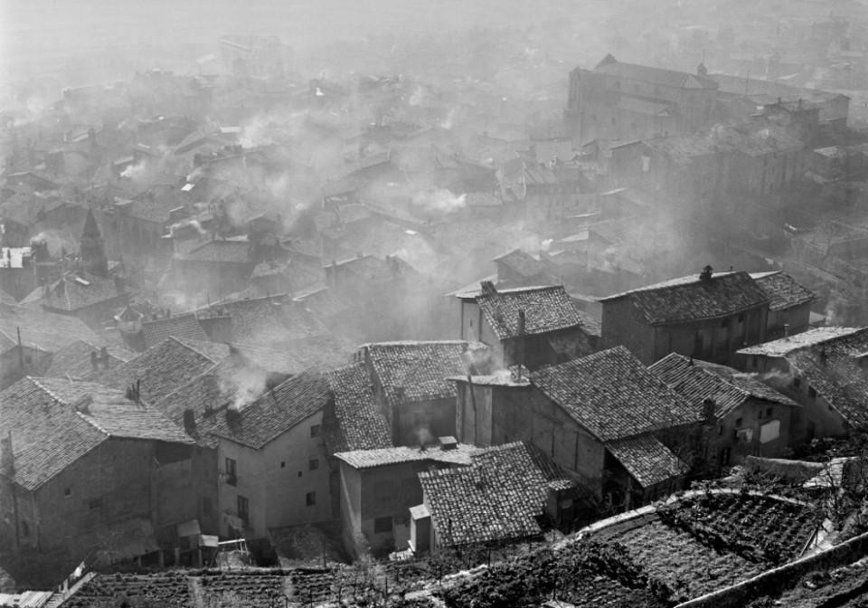 1950-1960 teulades de Berga_©Arxiu Luigi_Berga_Autor_ Climent Escobet Farguell_ (Medium)
