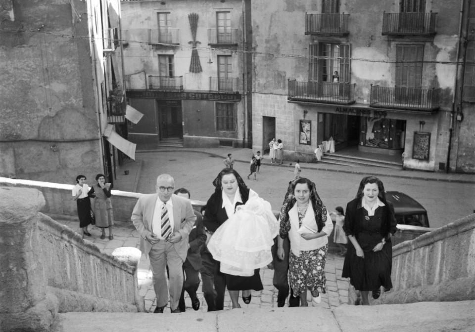 Llevadora Benita Bateig Cases arx nº 79_©Arxiu Luigi_Berga_Autor_ Climent Escobet Farguell_ (Medium)